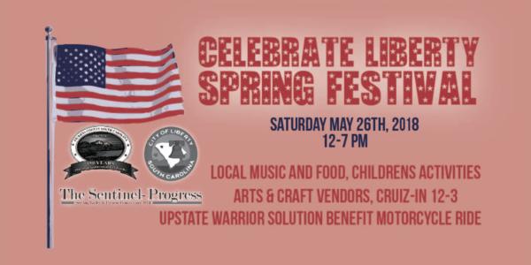 Celebrate Liberty Spring Festival