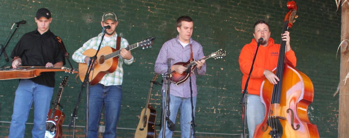 Fall For Liberty Bluegrass Festival