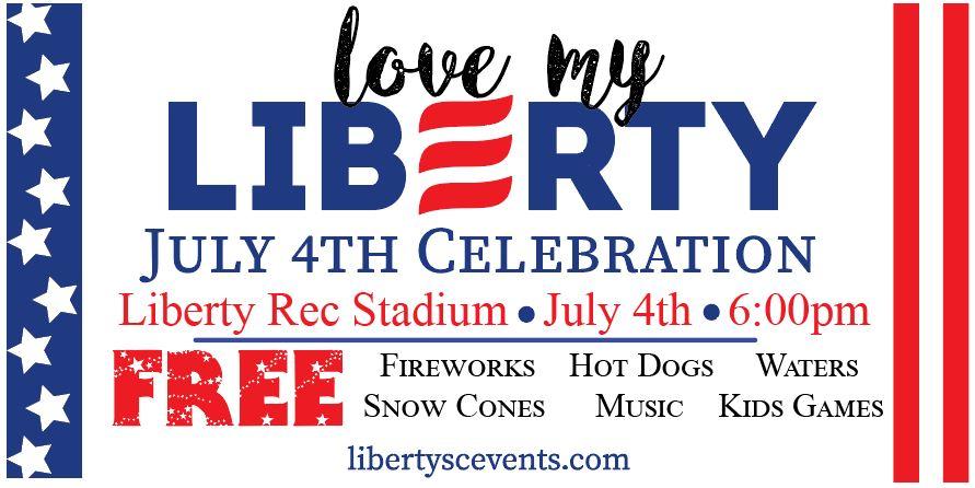Love My Liberty July 4th Celebration